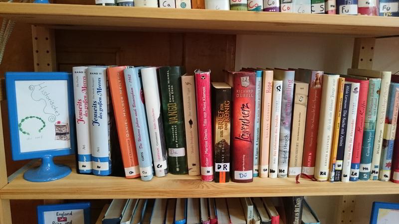 """Verschiedene Bücher der Kategorie """"Historisches"""""""