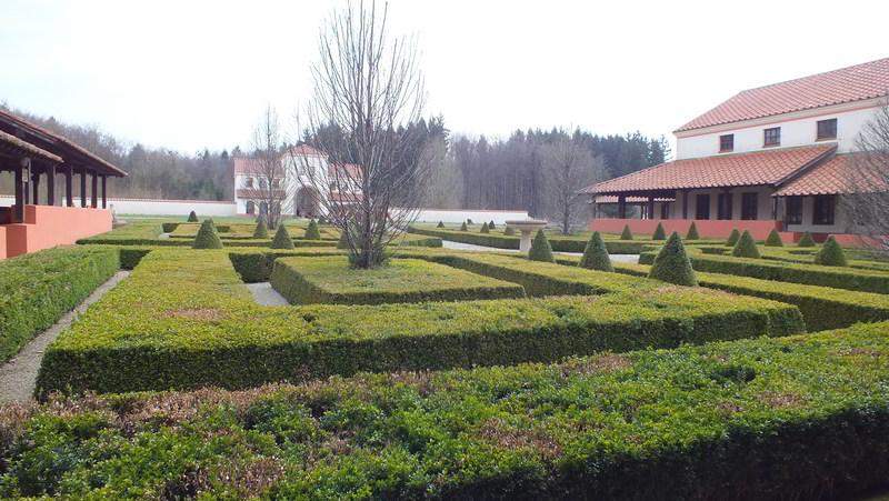 Villa Borg im Saarland